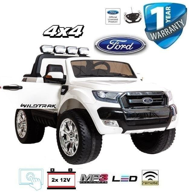 7fa7235c8f6 Kids Electric Ride On Car Ford Ranger Wildtrack 24V 4x4