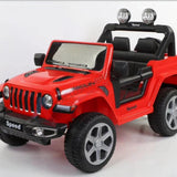 Kids Electric Ride On Jeep Rubi L Exclusivebrandsonline