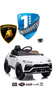 Kids Electric Ride On Lamborghini Urus