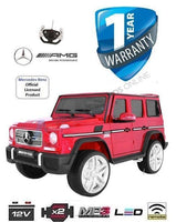 Kids Electric Ride On Mercedes G65 AMG