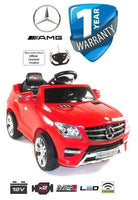 Kids Electric Ride On Car Mercedes ML350