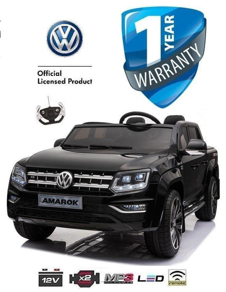 Electric Ride On Cars >> Kids Electric Ride On Car Vw Amarok