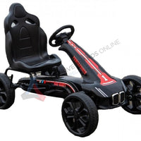 Kids Ride On Pedal Go Cart