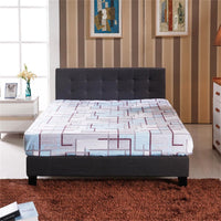 Kingston Queen Bed Set-Space Grey