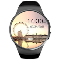 KW18 Kingwear Bluetooth Smartwatch/Phone For Iphone IOS & Android Devices