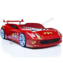 Lamorghini Style Eletric Kids Car Bed With Lights & Sound Exclusivebrandsonline