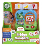 LeapFrog Fridge Numbers Prima Toys