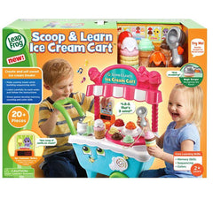 LeapFrog Scoop & Learn Ice Cream Cart Prima Toys