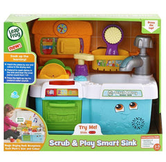 Leapfrog Scrub & Play Smart Sink Prima Toys