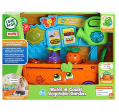 LeapFrog Water & Count Vegetable Garden Prima Toys