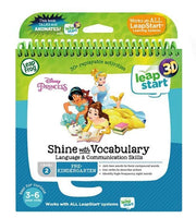 LeapStart Disney Princess Shine With Vocabulary
