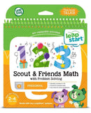 LeapStart Junior - Scout & Friends Math Activity Book Prima Toys