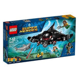 Lego®Aquaman™ vs. Black Manta™Strike-76095 Lego