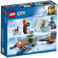 LEGO®City Arctic Expedition: Arctic Exploration Team-60191