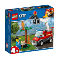 LEGO® City Barbecue Burn Out-60212