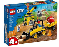 LEGO® City Construction Bulldozer 60252