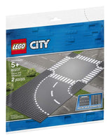 LEGO® City Curve & Crossroad-60237