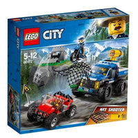 LEGO® City Dirt Road Pursuit -60172