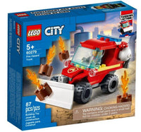 LEGO® City Fire Hazard Truck 60279