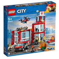 LEGO® City Fire Station-60215