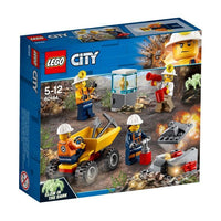 LEGO® City Mining Team-60184