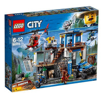 LEGO® City Mountain Police Headquarters -60174