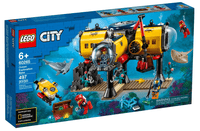 LEGO® City Ocean Exploration Base 60265