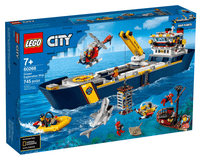 LEGO® City Ocean Exploration Ship 60266