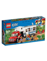 LEGO® City Pickup & Caravan-60182