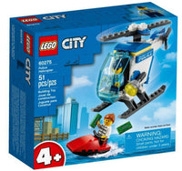 LEGO® City Police Helicopter 60275
