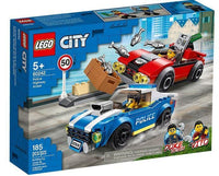 LEGO® City Police Highway Arrest 60242
