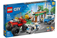 LEGO® City Police Monster Truck Heist 60245