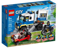 LEGO® City Police Prisoner Transport 60276