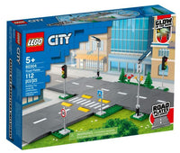 LEGO® City Road Plates 60304