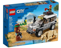 LEGO® City Safari Off-Roader 60267