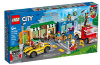 LEGO® City Shopping Street 60306