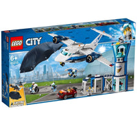 LEGO® City Sky Police Air Base-60210