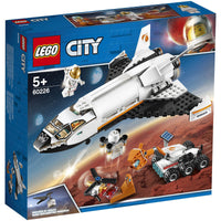 LEGO® City Space Port Mars Research Shuttle: 60226