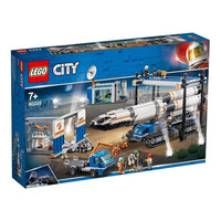 LEGO® City Space Port Rocket Assembly and Transport: 60229