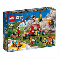 LEGO®City Town People Pack - Outdoor Adventures-60202