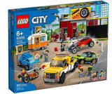LEGO® City Tuning Workshop 60258 Lego