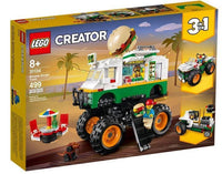 LEGO® Creator 3 in1 Monster Burger Truck-31104