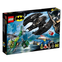 LEGO® DC Batman- Batman™ Batwing and The Riddler™ Heist 76120