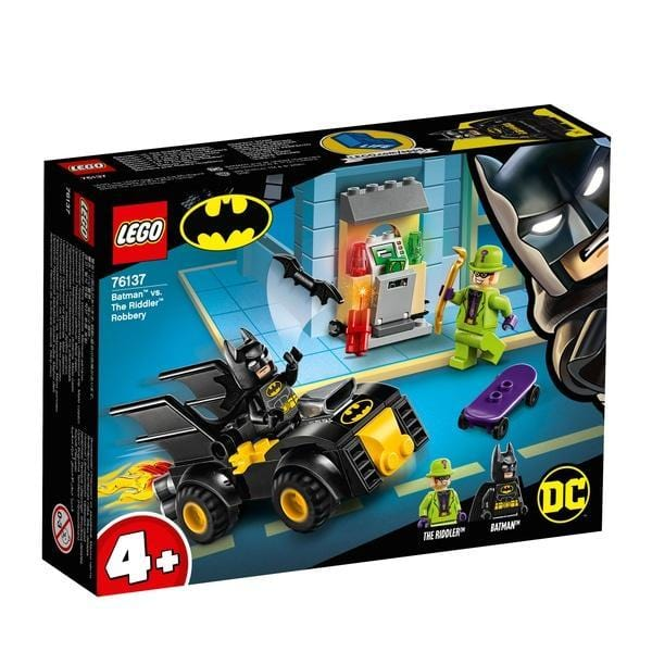 LEGO® DC Batman- Batman™ vs. The Riddler™ Robbery 76137 lego