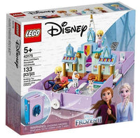 LEGO® Disney Anna and Elsa's Storybook Adventures 43175