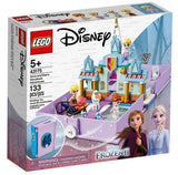 LEGO® Disney Anna and Elsa's Storybook Adventures 43175 lego