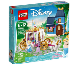 LEGO® Disney Cinderella's Enchanted Evening 41146 lego