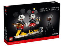 LEGO® Disney Mickey Mouse & Minne Mouse Buildable Characters 43179