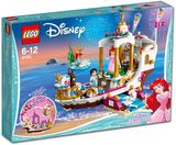 LEGO® Disney Princess Ariel's Royal Celebration Boat-41153 lego
