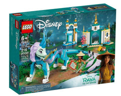 LEGO® Disney Raya and Sisu Dragon 43184 lego